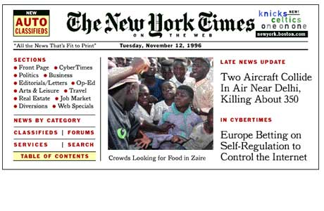 nytimes old version