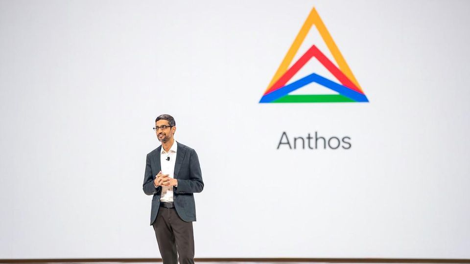 What Is Google Anthos ? - Everything You Need To Know