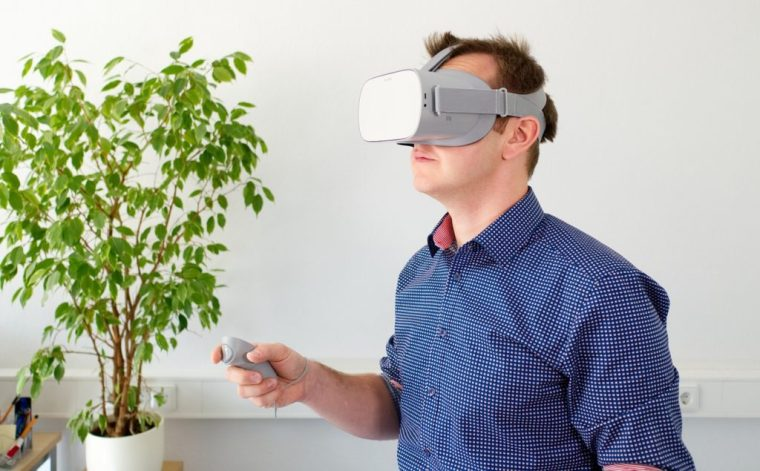 virtual reality eyesight