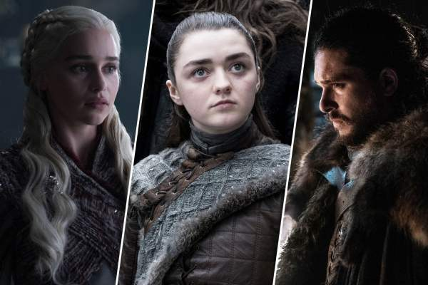 George R.R. Martin Confirms 5 Game of Thrones Spinoffs