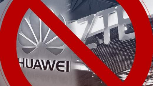 Huawei Cannot Make A Phone Now As ARM Cuts Ties with Huawei