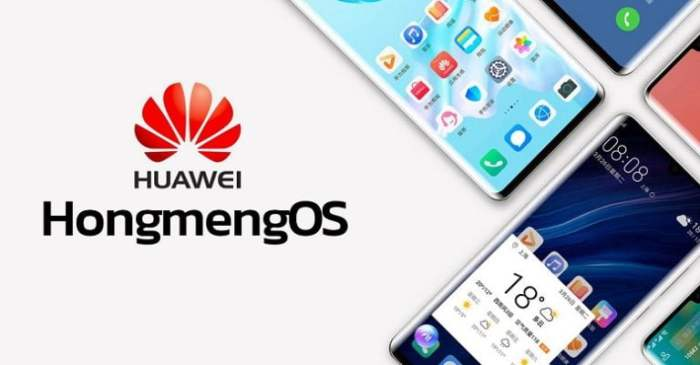 Huawei OS Hongmeng Set To Lunch In June