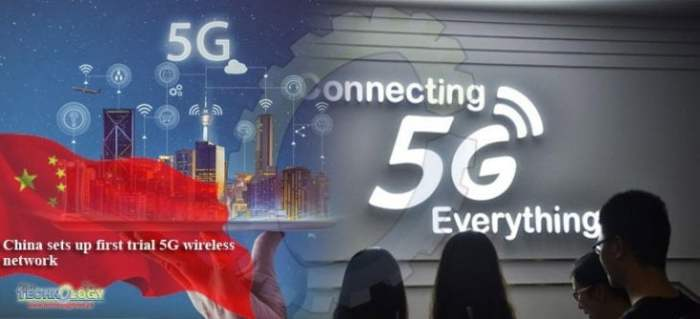 5g release china companies