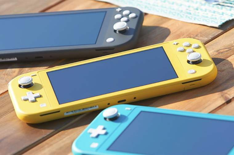 Nintendo Switch Lite Price in Singapore