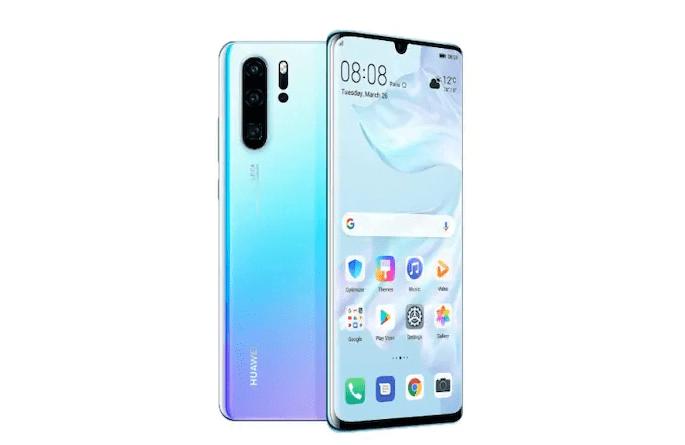 huawei p30 pro best smartphone