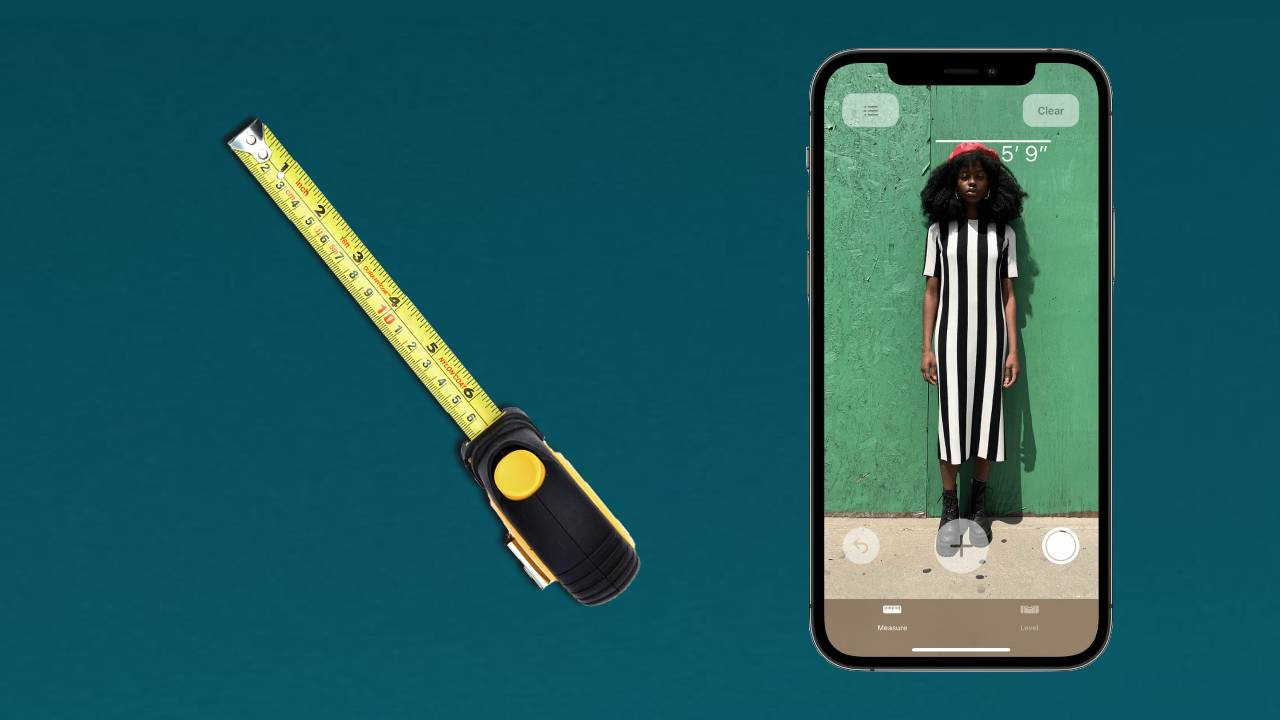 You Can Measure Height on Apple's iPhone 12