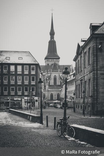 Marienkirche Osnabrck  DigitalPHOTO