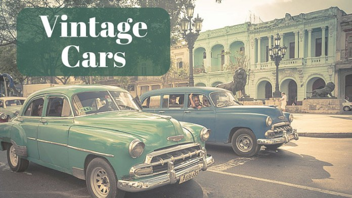 42 Old Fashioned Images Of Vintage Cars