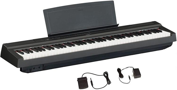 Yamaha P-125 digital piano