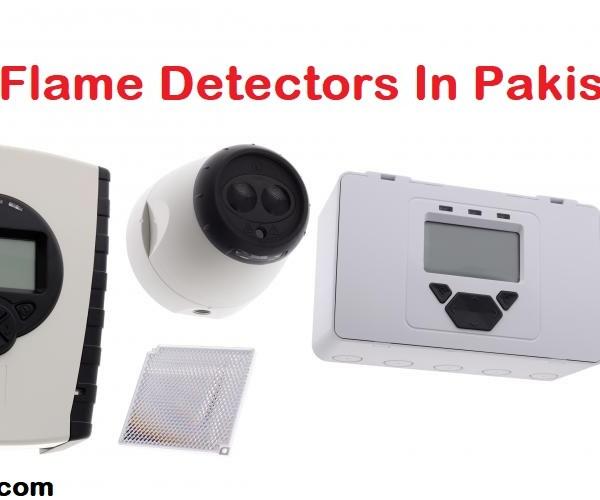 Flame detectors Pakistan