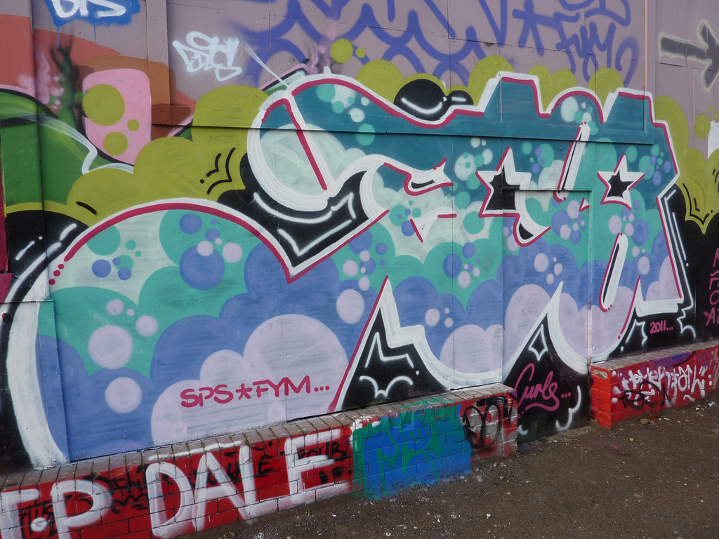 Graffiti From Around The World Throughout History