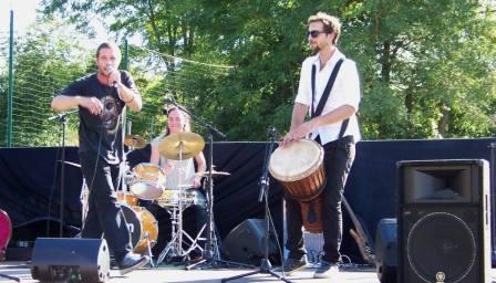 Concert à Cerny 24/09/16 - Festival Au Sud Du Nord