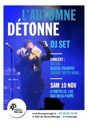 Affiche-Festival-l'Automne Detonne-Fleury-Mérogis-181110