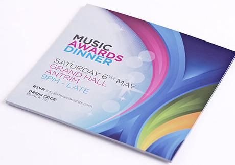 Quality printed leaflets - Digital Printing