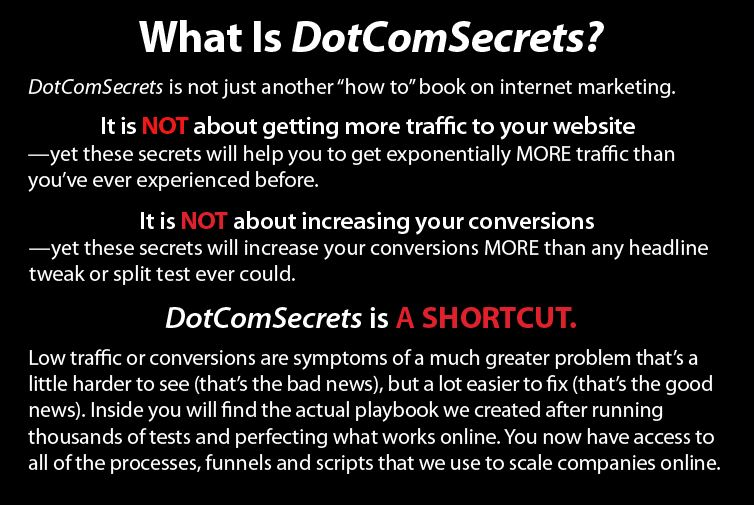 What is DotComSecrets