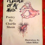 Charlie Sheen Does Poetry
