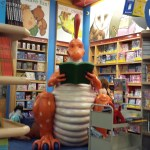 A Visit to Scholastic
