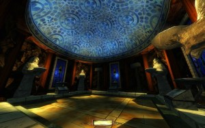 Image from Requiem, the companion game to Shadowcursed