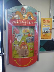 McDonald's Happy Meals Books