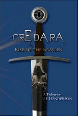 CREDARA: Rise of the Kraylen Book Cover