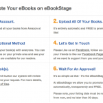 eBookStage, a New Marketing Tool for Authors