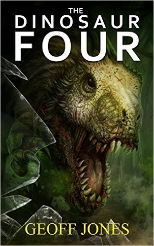 The Dinosaur Four Book Cover