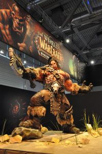 By Marco Verch (World of Warcraft Warlords of Draenor @ Gamescom) [CC BY 2.0 (http://creativecommons.org/licenses/by/2.0)], via Wikimedia Commons