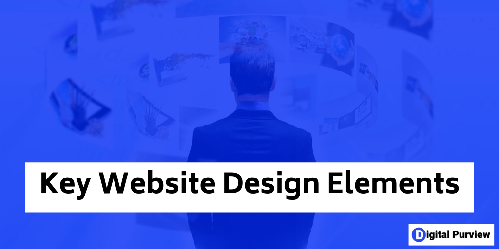 Key Website design elements