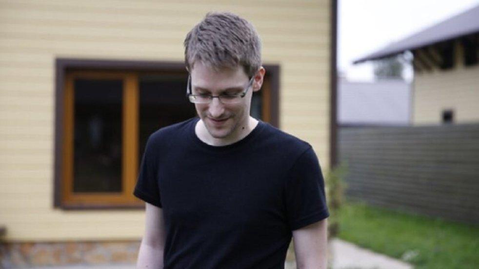 Edwar Snowden - Laura Poitras'ın Citizenfour belgeselinde