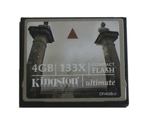 Kingston 133x CF Card
