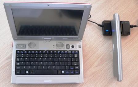Flybook_V33i mobile charger