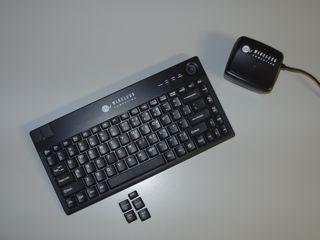RF-220 Wireless Keyboard