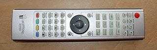 Popcorn Hour A-100/A-110/B-110 Remote