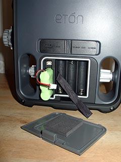 Eton FR500 Crank Radio