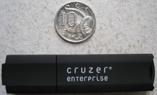 SanDisk Cruzer Enterprise USB drive – Reviewed