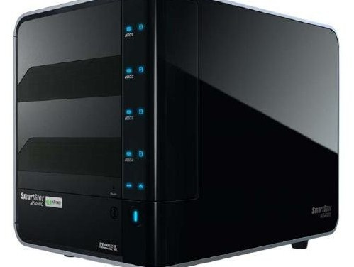 Promise SmartStor NS4600 NAS Review – First Impressions