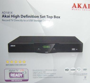 AKAI box