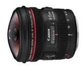 Canon Lens World First! – EF 8-15mm f/4L Fisheye lens