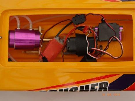 Surge Crusher wiring