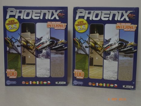 2 Phoenix simulators