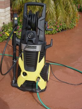 KArcher K6-450 T400 High Pressure Cleaner – Reviewed