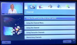 Samsung Series 6 LED Smart TV