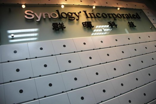 Interview with Synology in Taiwan