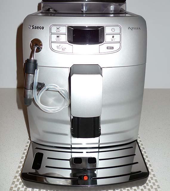 Philips Seaco Intelia Automatic Espresso Machine HD8752/23 — Reviewed