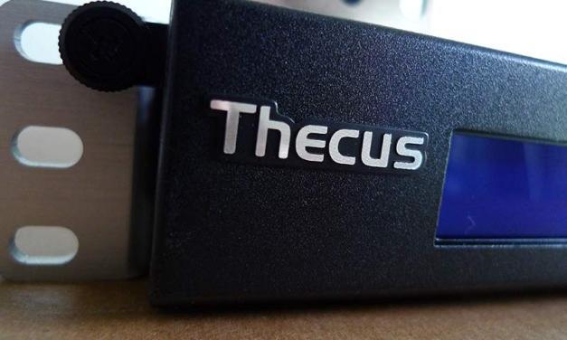 Thecus N4510U PRO-R — 4 Bay Rack Mount NAS Monster