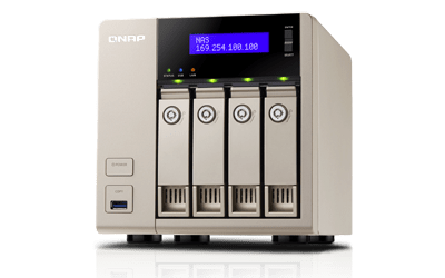 QNAP TVS-463 NAS – Network Attached Storage for Novices