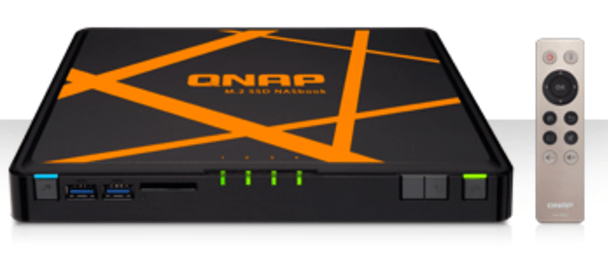 The Power Couple: QNAP TBS-453A 4-Bay NASbook with ADATA M.2 SSDs Reviewed