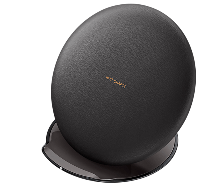 Official Samsung Galaxy S8 Convertible Wireless Charger: Bigger, Better but Not Faster