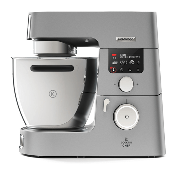 Hands on with the New Model Kenwood Cooking Chef – the Ultimate Kitchen Machine?