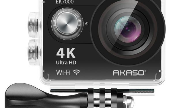 Review: Hands-on with the Akaso EK7000 Action Camera
